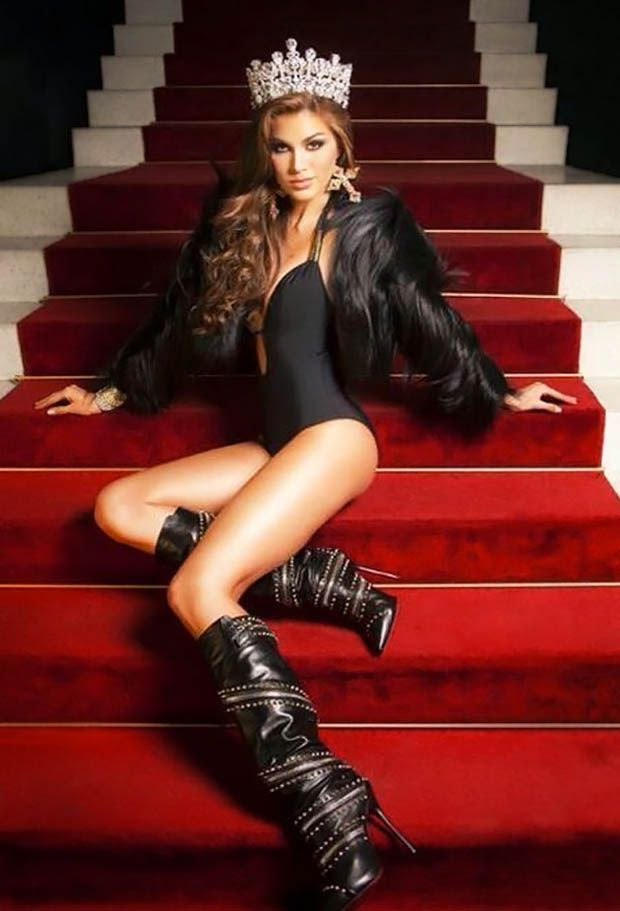gabriela isler hot pics 2 Miss Universal : Gabriela Isler November 17, 2013 at 10:39AM Miss Universe 2013, Gabriela Isler