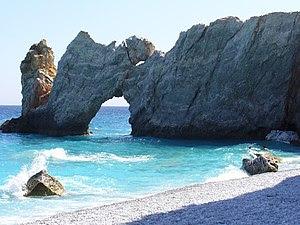 Lalaria Beach.