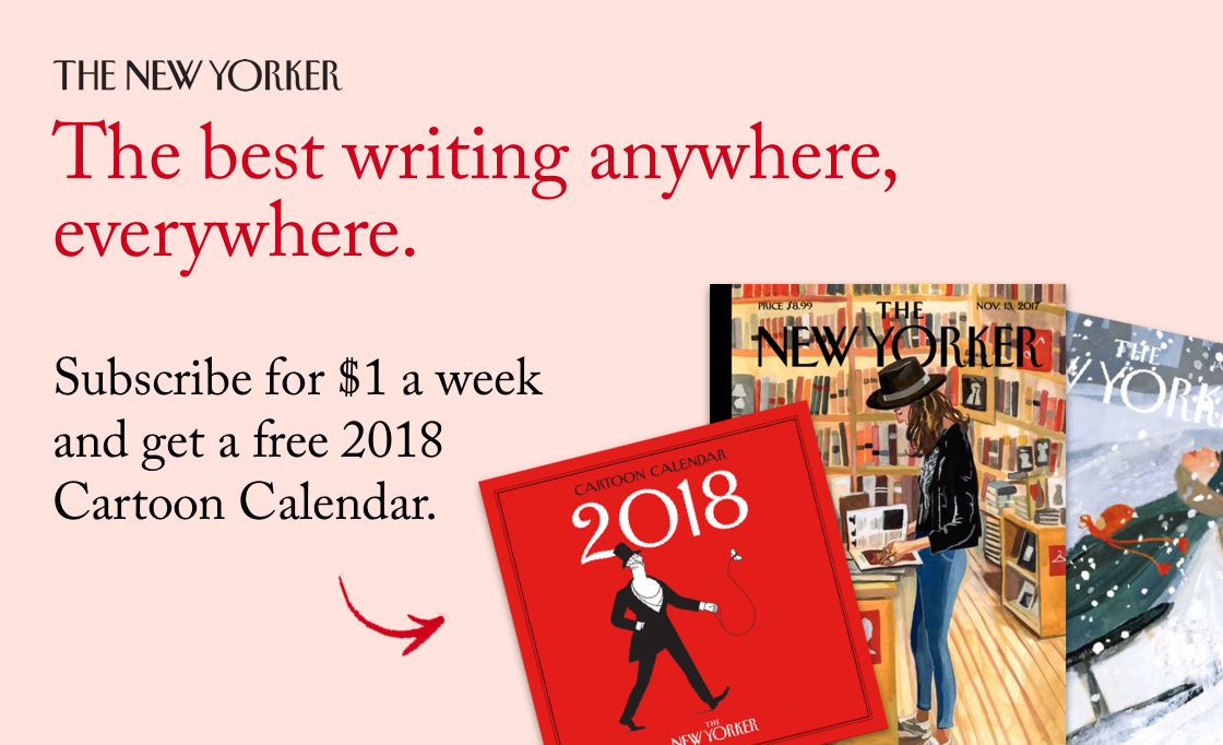 The best writing, anywhere, everywhere. Subscribe for $1 a week and get a free tote bag. Subscribe