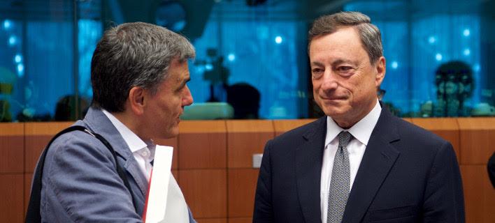 Ψυχρολουσία: Η Ελλάδα χάνει το πρόγραμμα ποσοτικής χαλάρωσης