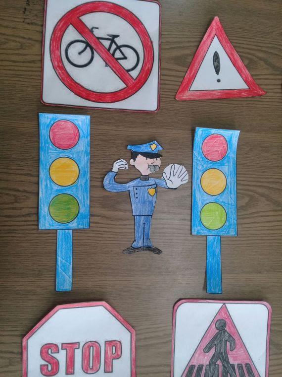 Trafik Haftası Kutlandı Eğitim Bilişim Ağı
