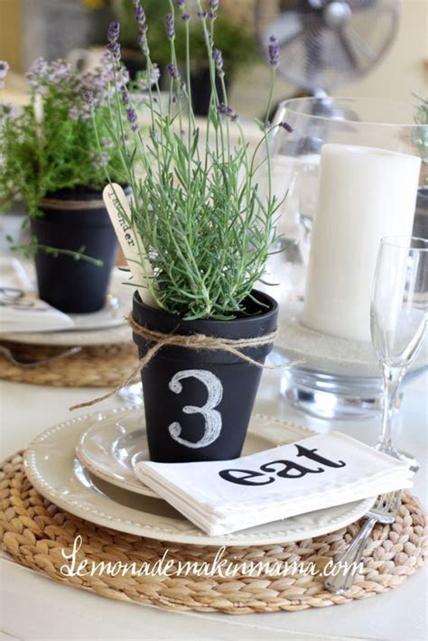 Best 25  Potted plant centerpieces ideas on Pinterest
