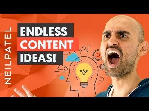 How to Find Content Ideas