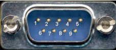Xem Pin Pin RS232