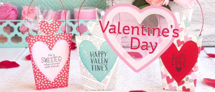 Shop Valentine's Day Projects