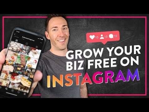 how to promote instagram page 2021 for FREE!