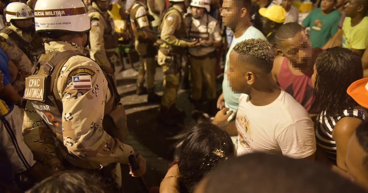 Resultado de imagem para Polícia Militar não registra mortes nos circuitos do Carnaval de Salvador