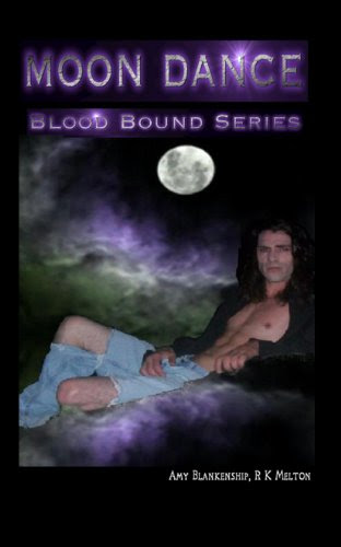 Moon Dance (Blood Bound Series) by Amy Blankenship