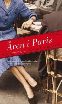 Åren i Paris (inbunden)