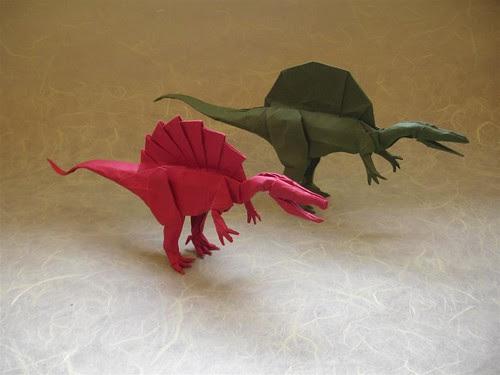 Spinosaurus modification