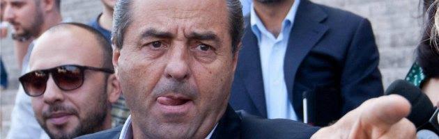 """Di Pietro: """"L'Italia dei Valori è morta con Report. Ora risorgiamo"""""""