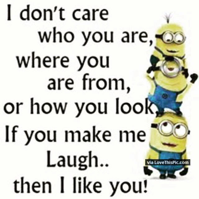 If You Make Me Laugh I Like You Pictures Photos And Images For