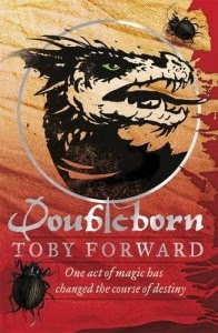 Doubleborn. by Toby Forward
