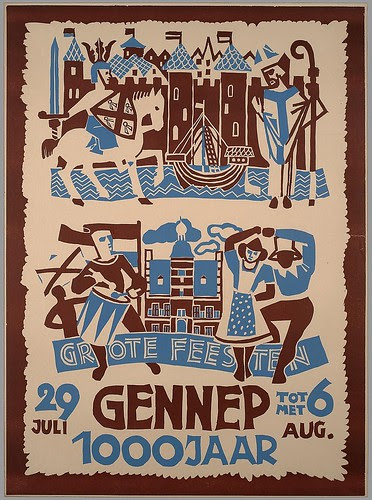 Gennep 1950-1975