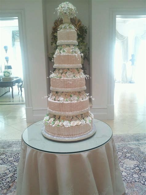 Custom Wedding Cake Gallery   Classic Cheesecakes & Cakes