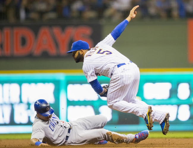 Milwaukee Brewers vs. Chicago Cubs - 7/23/16 MLB Pick, Odds, and Prediction
