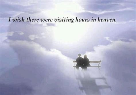 Visiting Hours In Heaven Pictures, Photos, and Images for