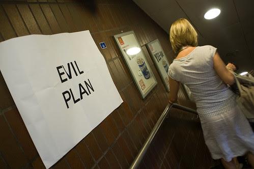 Evil Plan by Mister Rad