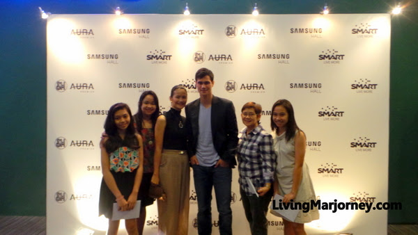 Samsung Hall Grand Launch with D' Sound, by LivingMarjorney on Flickr