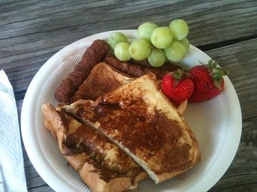 Breakfast Thursday