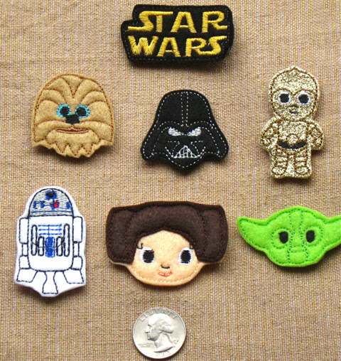 Handmade Star Wars Christmas Gift Guide