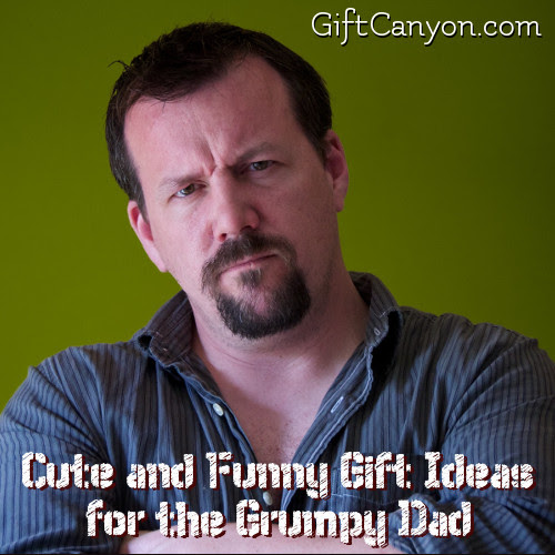 Cute And Funny Gift Ideas For The Grumpy Dad Gift Canyon