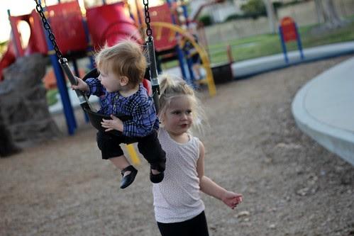 Girls in the Park Feb 2012 8
