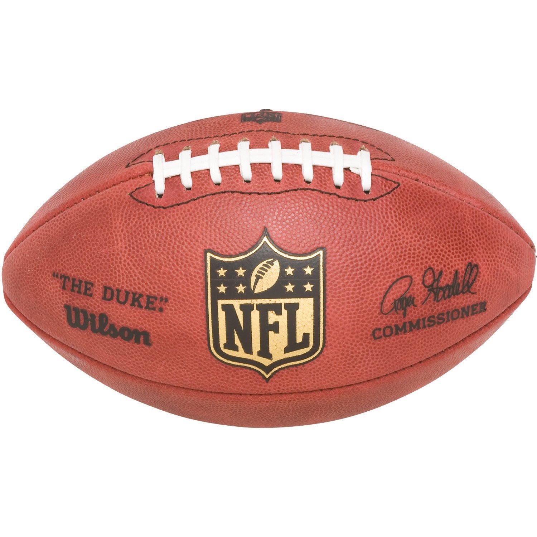 Wilson NFL quot;The Dukequot; Official Game Ball  Academy