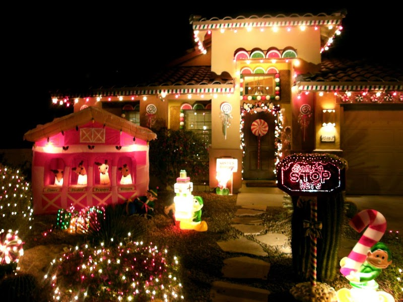 Trends For Outdoor Vintage Christmas Decorating Ideas Photos