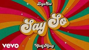 Doja Cat – Say So (Remix) Lyrics | LyricGroove