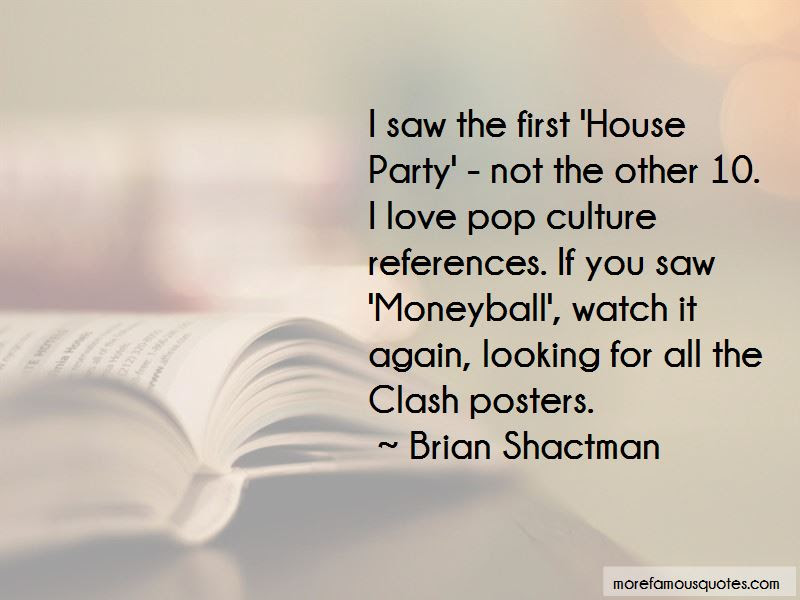 House Party 3 Quotes Top 30 Quotes About House Party 3 From Famous