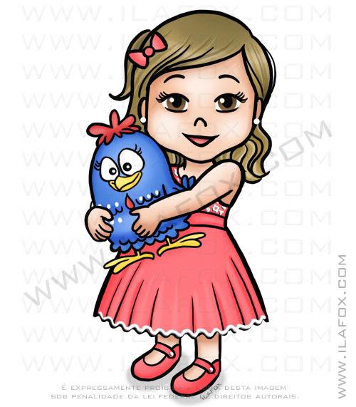 Caricatura desenho, caricatura para bebês, galinha pintadinha, bebê segurando balão, by ila fox