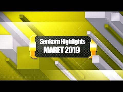 Video Senkom Mitra Polri Highlights - Maret 2019