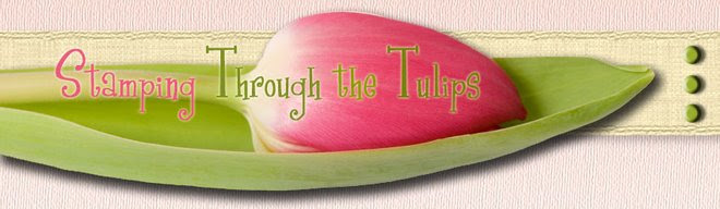 Stamping Through the Tulips