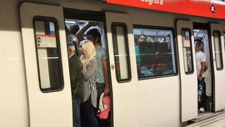 TMB impugnarà els serveis mínims marcats per la vaga del metro de dissabte a dimecres