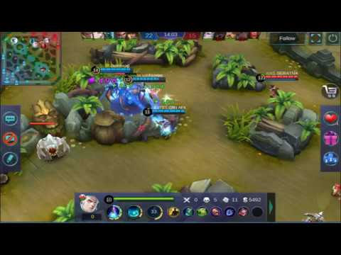 cara main dan build skill ESTES top global Mobile Legend