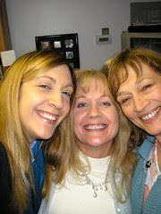 Lisa Bonnie and Linda!