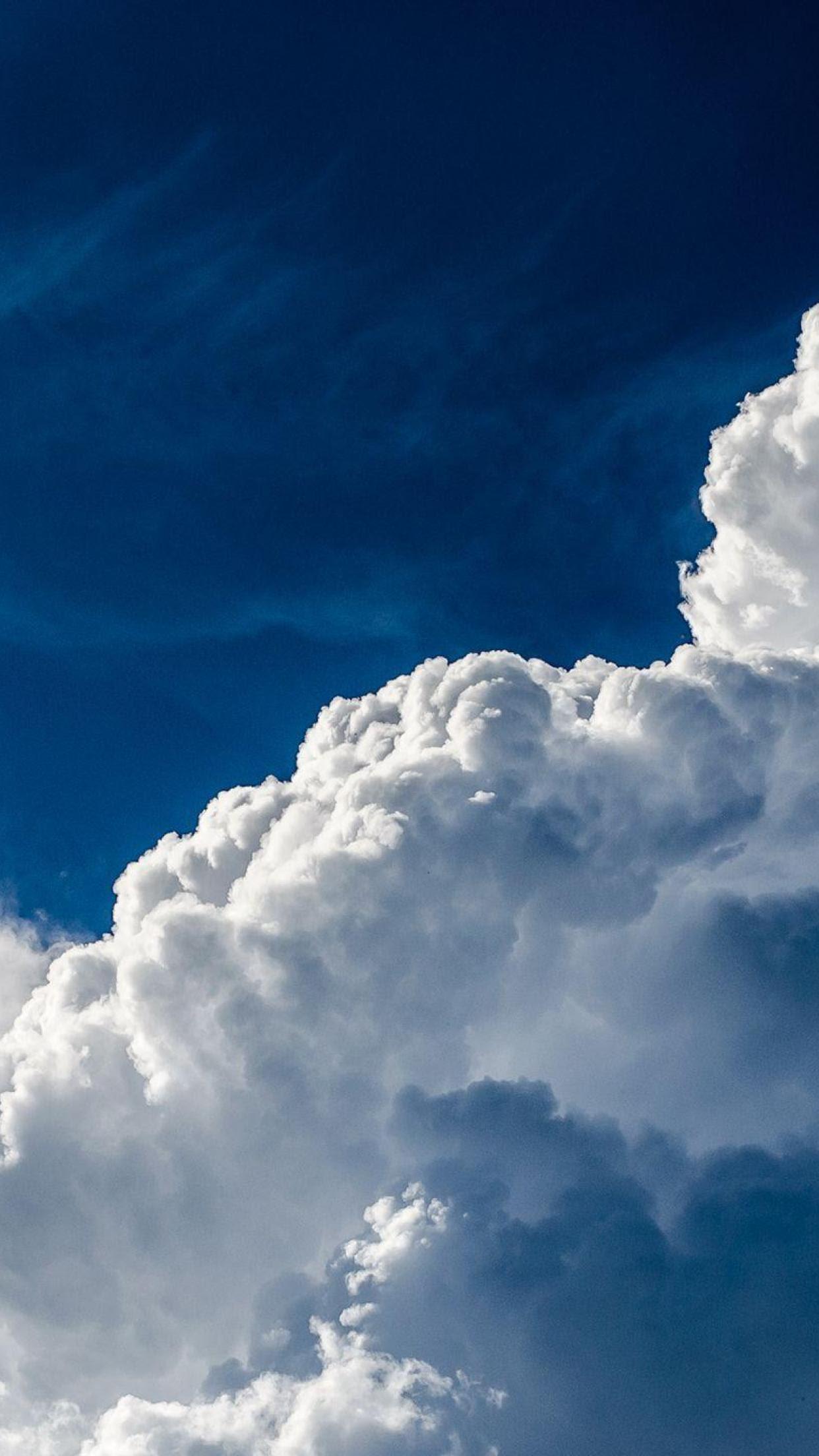 Clouds iPhone Wallpapers   PixelsTalk.Net