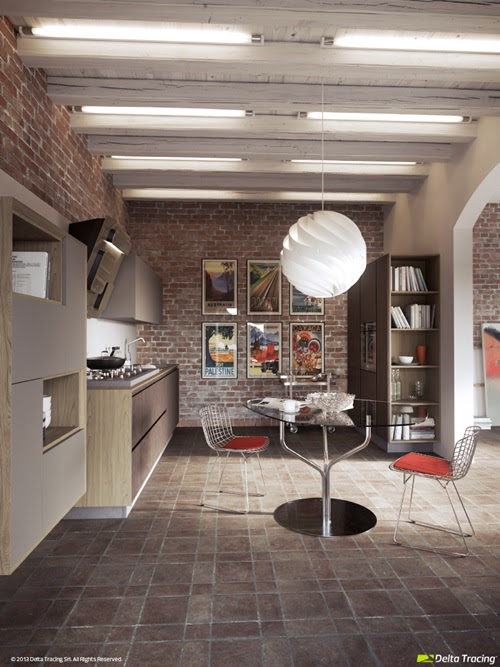 Practical Designs for Limited Space Kitchens - Interior design