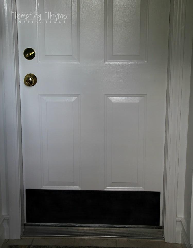 Door Kick Plates Inspiration For
