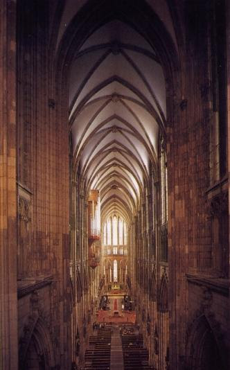 b82-Catedral de Colonia (interior)