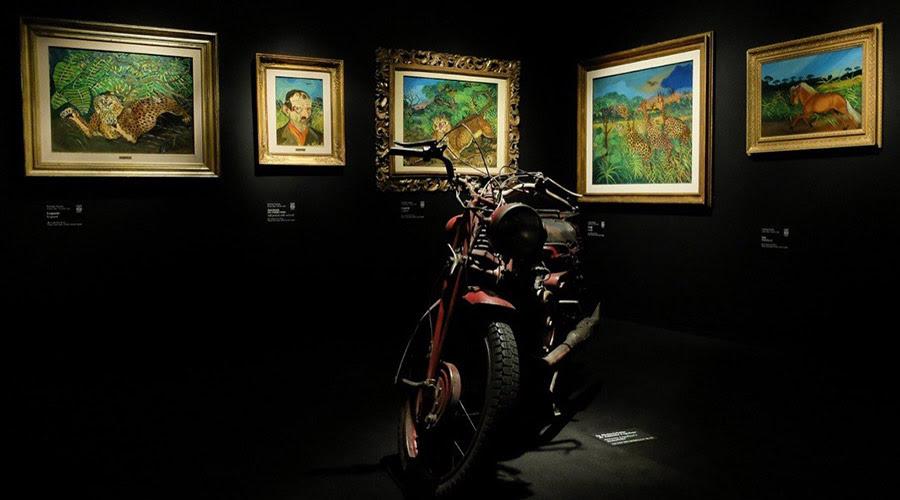 Risultati immagini per Mostra Museo della Follia napoli