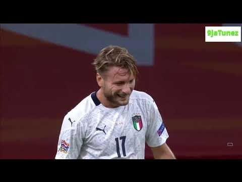 Netherland Vs Italy 0 - 1 | Extended highlights 2020 ( UEFA nations League)