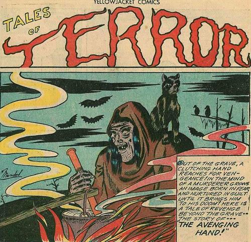 tales of terror (yellowjacket 7 1945)
