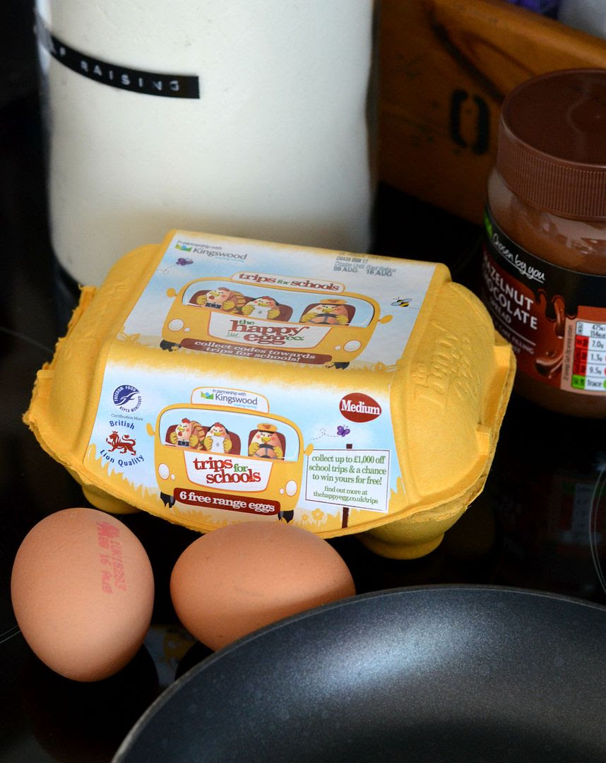 Happy Egg Co Trips for schools