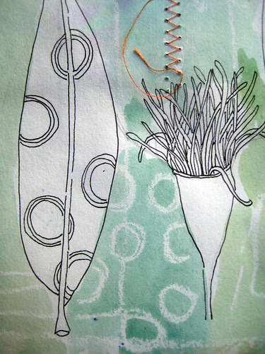 eucalyptus bloom design page