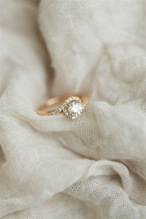 Surprisingly Gorgeous Rose Gold Engagement Rings in 2019