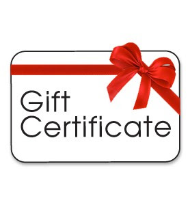 pfot gift certificate