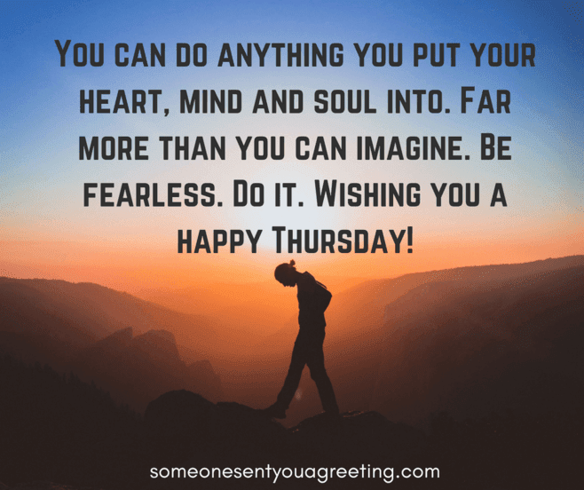 Thursday Quotes 65 Funny And Inspirational Thursday Sayings With