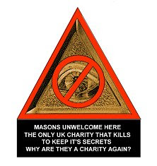 No Masons Here
